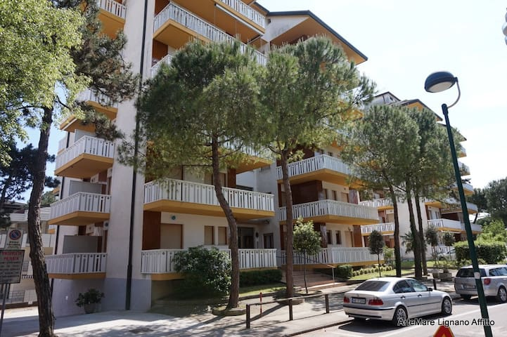 Appartamento vista mare a Lignano Sabbiadoro