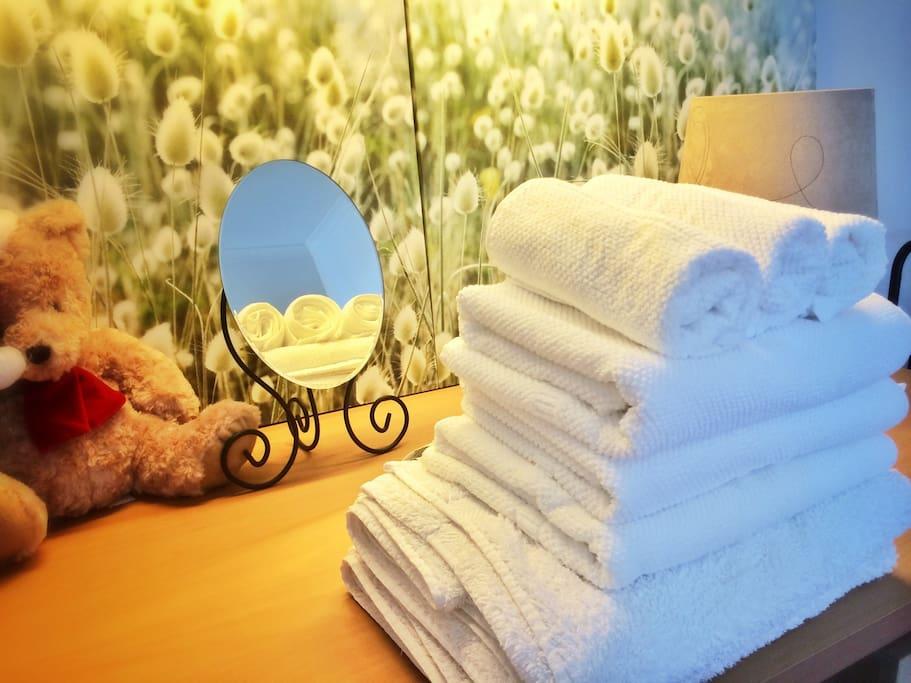 Towel service