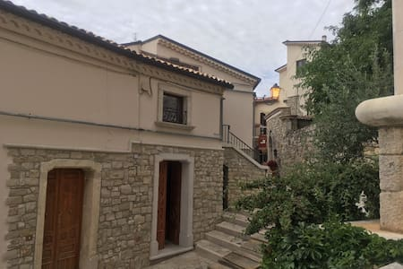 """AL CASTELLO"" - Rocca San Felice - Ház"