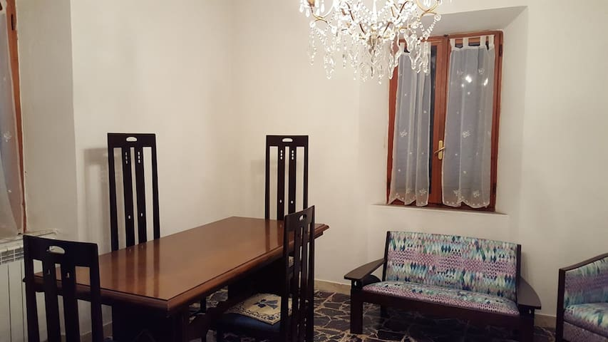apartment in Santa Fiora Tuscany - Santa Fiora - Leilighet