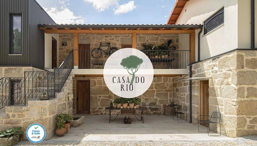 Casa do Rio - Tília