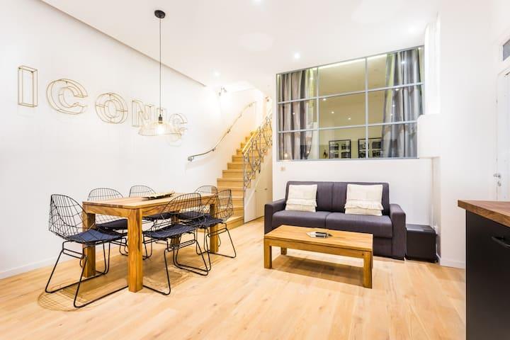 Amazing apartment 2BR/6P - Nation/Voltaire