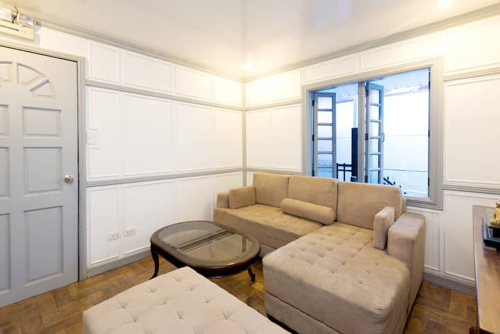 """Baguio """"Love"""" Room at Newly Renovated 7 Gifts"""