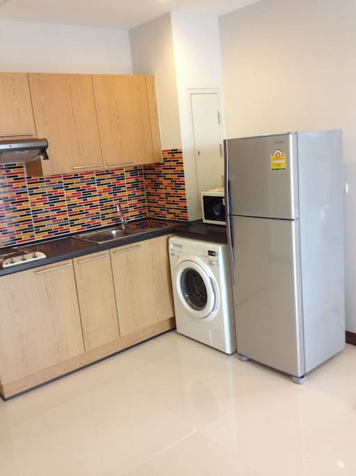 fully electric appliances.