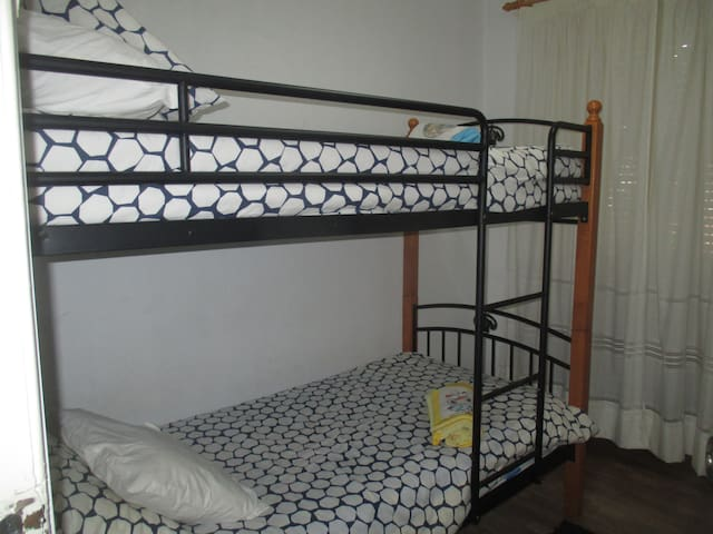 Economic bunk bed 30718/AL (2)