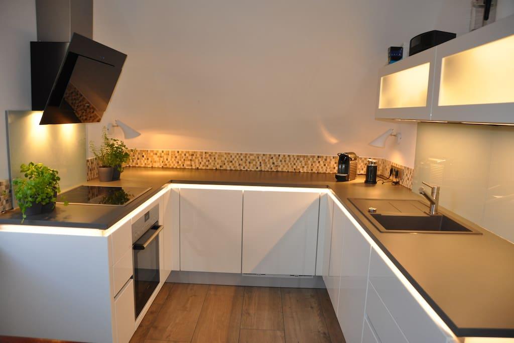 Küche ist jetzt fertig!