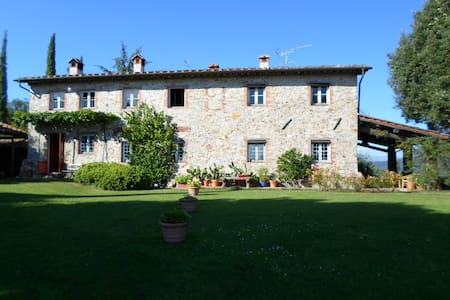 Casolare Lucca della fine del '700 - Casa