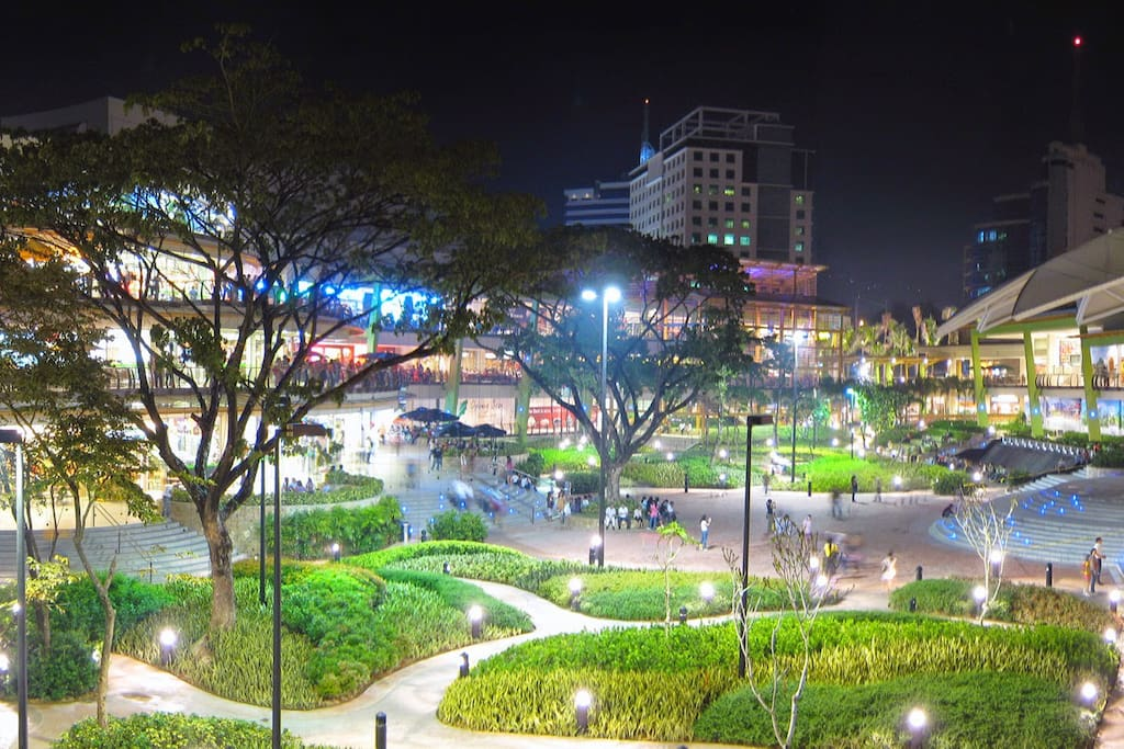 Condo is 5-Min walk from Ayala Center Cebu