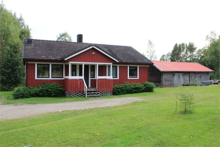 Bondarv 3bd House in Järvsö, Sweden