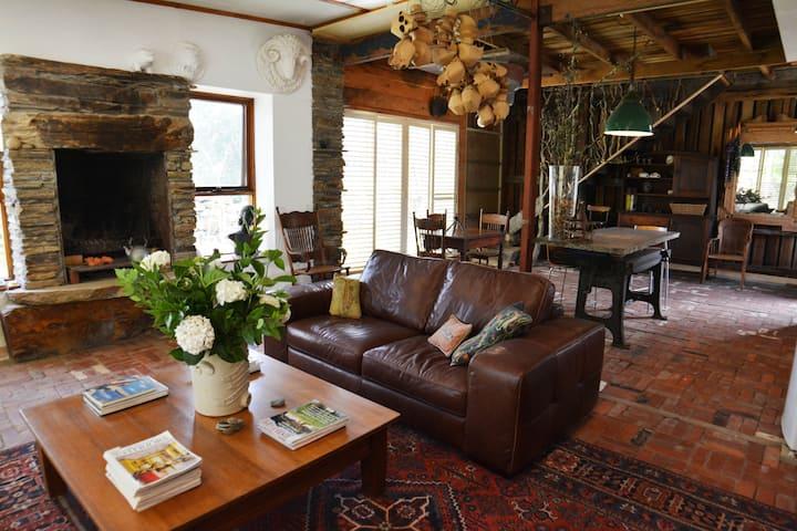 """Cedar Rise Farm - """"The Barn House"""""""