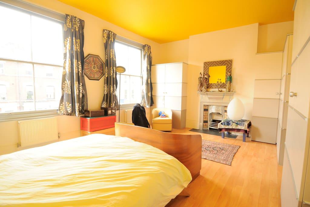 chambre 3 pers maison victorienne metro kilburn maisons de ville louer londres royaume uni. Black Bedroom Furniture Sets. Home Design Ideas