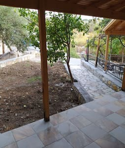 Greek style summer house