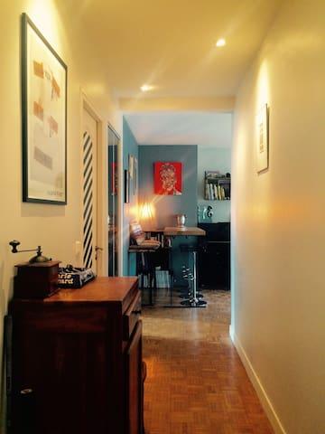 LOVELY HOME IN PARIS - París - Apartamento