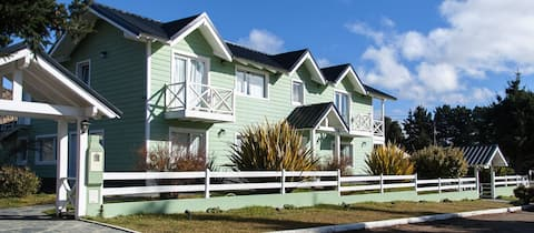 Apartments and Cabins