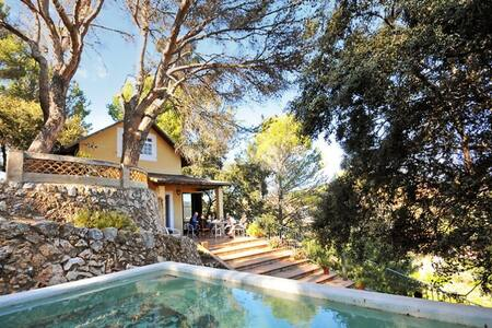 Gorgeous house with swimming pool - Parcent - Casa