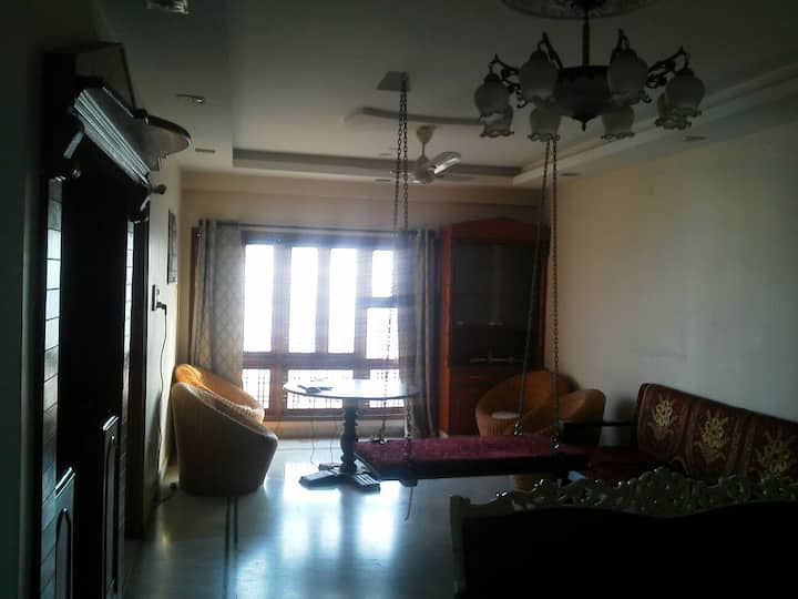 Luxury AC Penthouse heart of city - Entire place