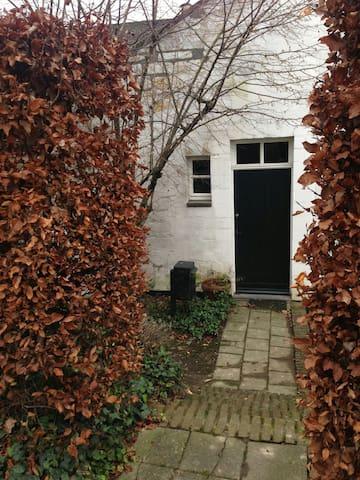 Knusse studio in monumentaal pand - Gronsveld - Apartment