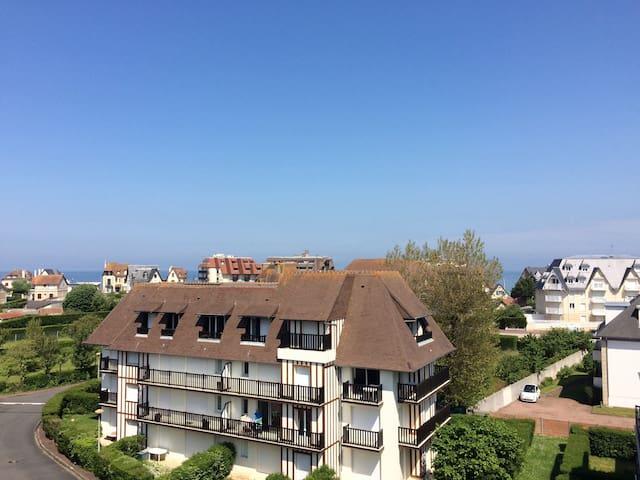 47m2 + 3 balcons 150m de la Mer - Blonville-sur-Mer - Appartement