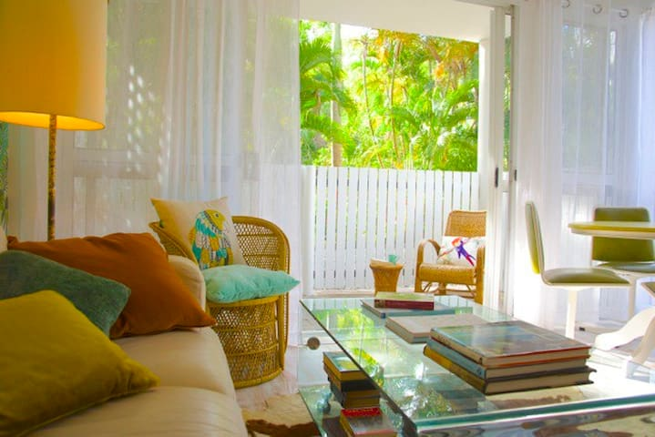 Boho Beach Apartment in town - Port Douglas - Appartement