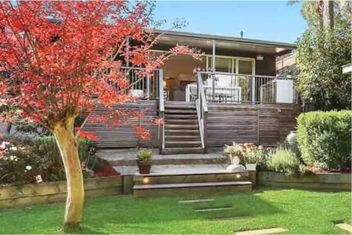 Sydney 悉尼市区2房(Chatswood)豪华花园别墅两间独立双人卧室