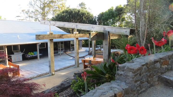 The Huia Garden