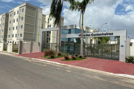 Apartamento entre o aeroporto e Praia Ponta Negra