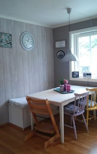 Room in private home, Haugesund. - Rumah