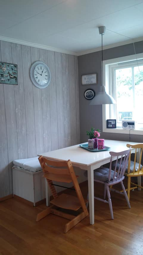 Room in private home, Haugesund.