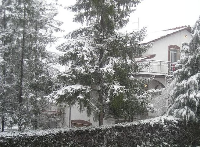 Mansarda a 10 min da Roccaraso - Ateleta - Apartment