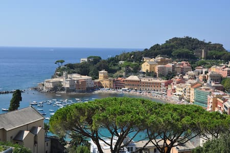 In the historical center and close! - Sestri Levante