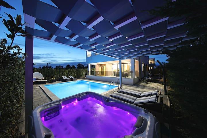 Villa Angelina, Croatia Luxury Rent