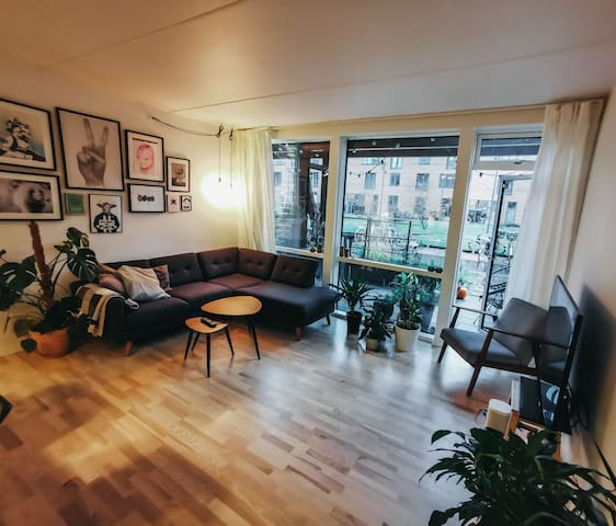 Cozy and modern apartment with terrace
