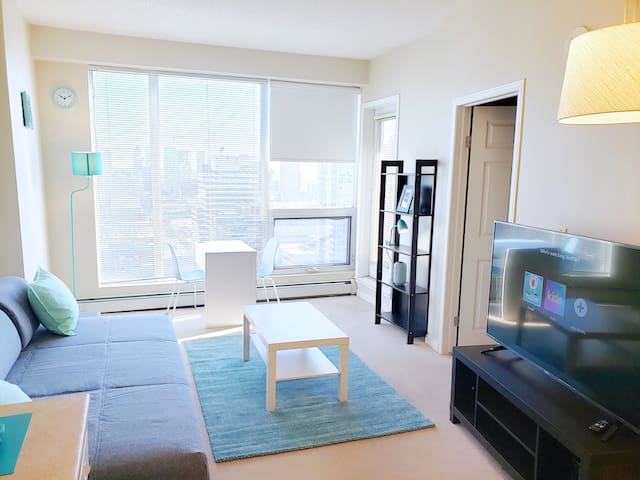 Incredible 1BR Downtown Condo (Winter discount)