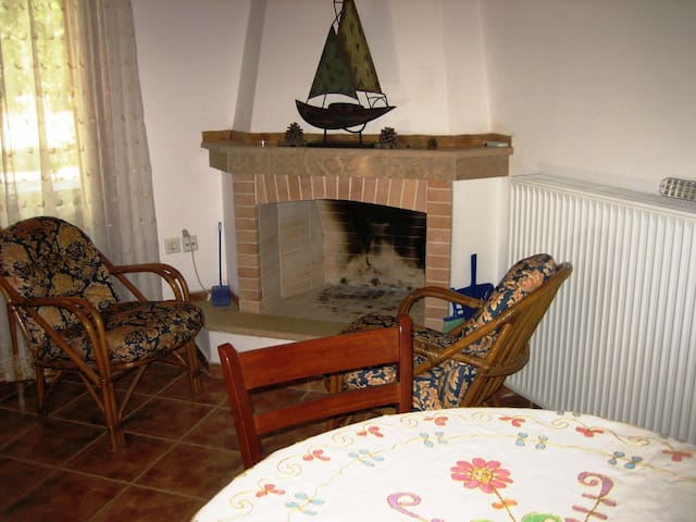 Sunny House - Efterpi - Efthalou - Apartemen