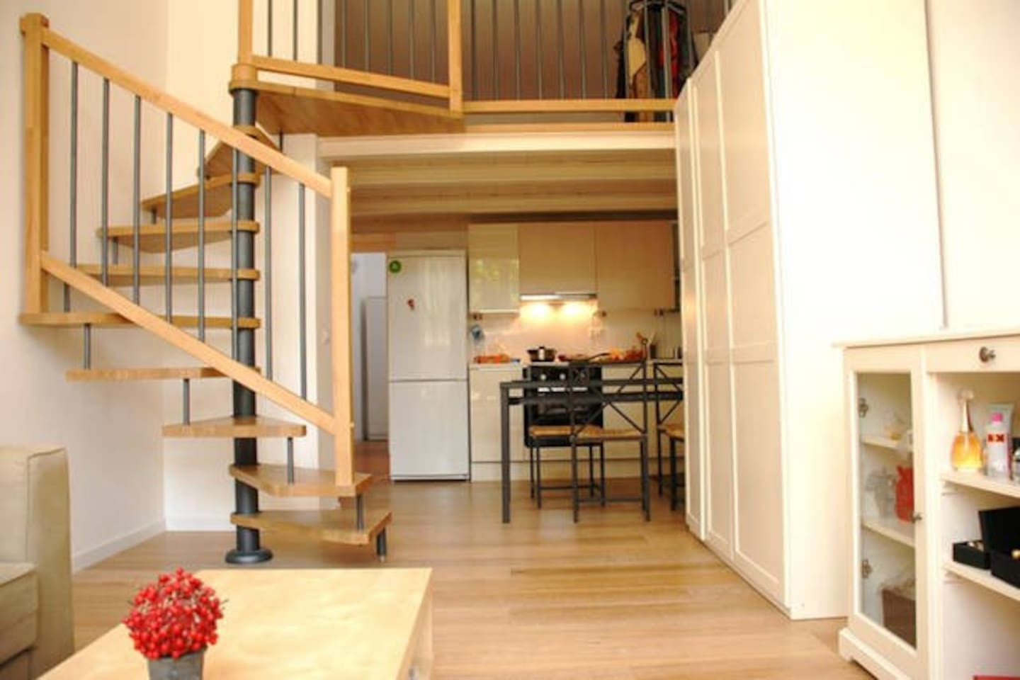 GREAT LOFT IN A PERFECT LOCATION