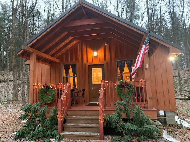 Headwaters Cabins, Altmar/Pulaski, New York