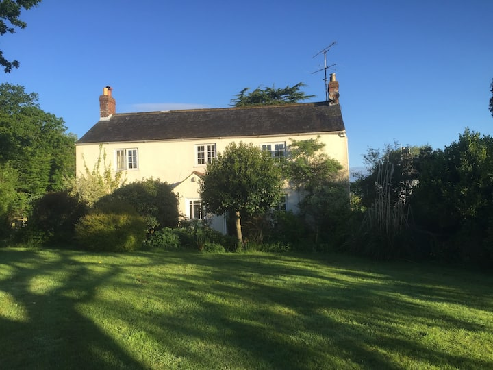 The Duck House. A child/dog friendly rural chalet