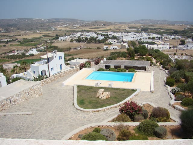 70m² Beautiful Villa Vergo in Marpissa Paros - Marpissa - Villa