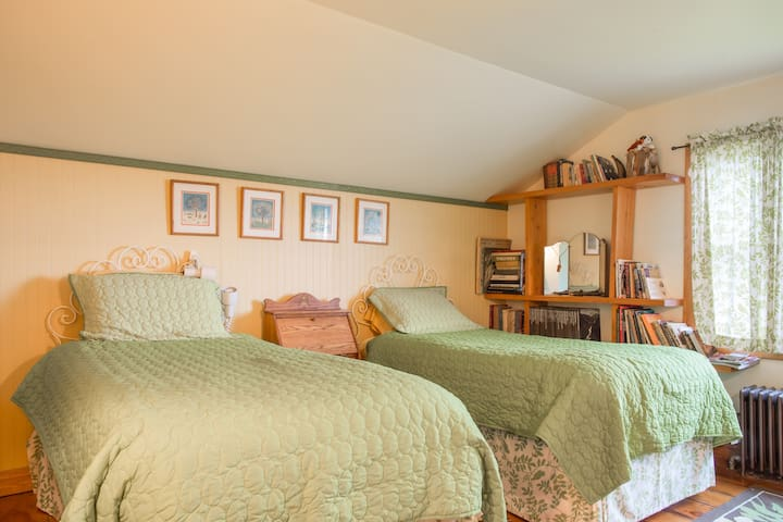 Twin - Chestnut Hill Guest House - Orchard Park - Aamiaismajoitus