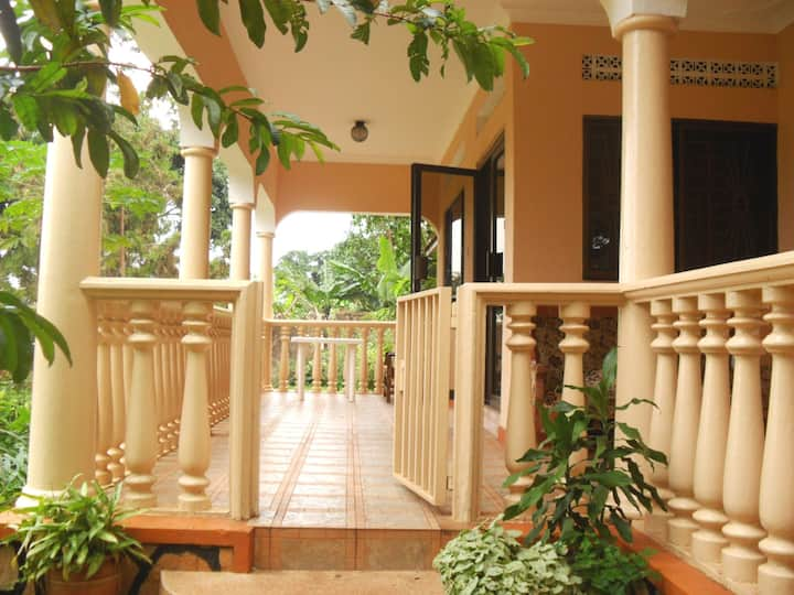 Expatriate Shared Home in Kampala