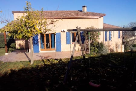 A family home near Toulouse - Montgiscard