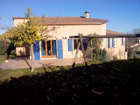 A family home near Toulouse