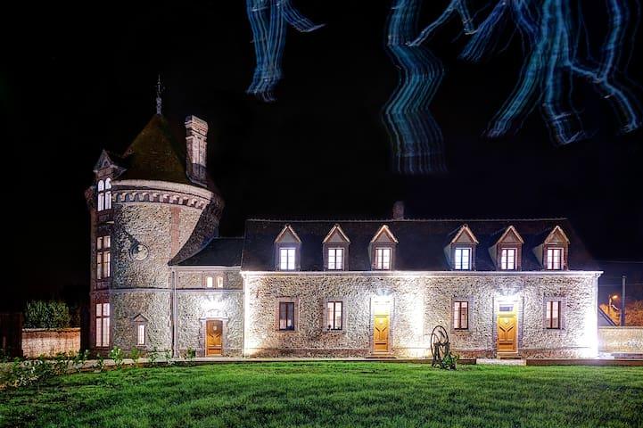 MANOIR DE LA TOUR D ALIGRE  - Champrond-en-Gâtine