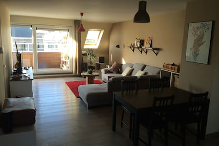 Comfortable apt. in lovely village - Zomergem - Apartamento
