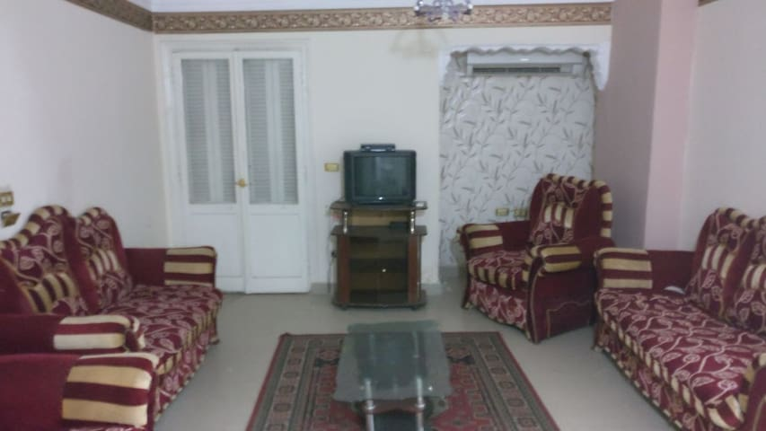 Apartment at Khaled Bin Waleed St.