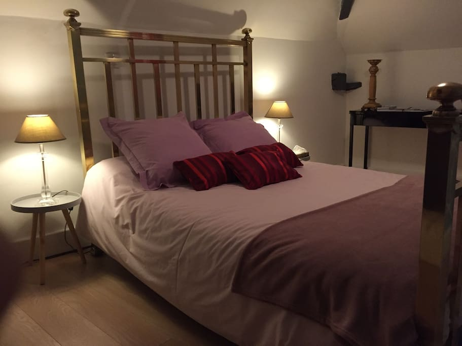 Bed breakfast 4 poitiers futuroscope chambres d for Chambre d hotes limousin