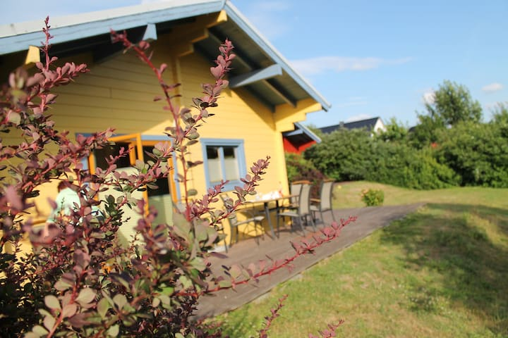 Quaint Holiday Home in Kröpelin Germany with Sauna