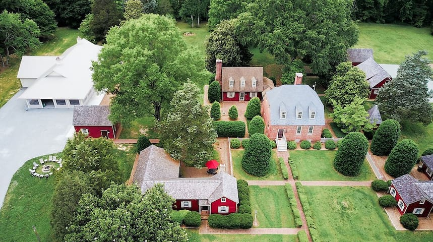 Seven Springs Colonial Era Farm