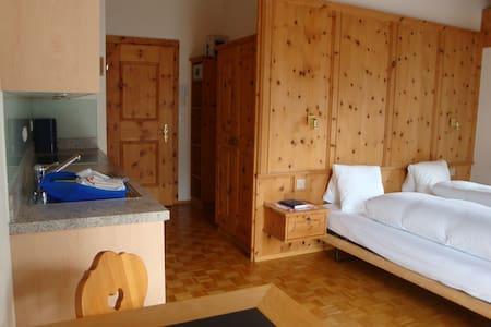 Chasa Acla Appartement Zernez - Zernez - Huoneisto