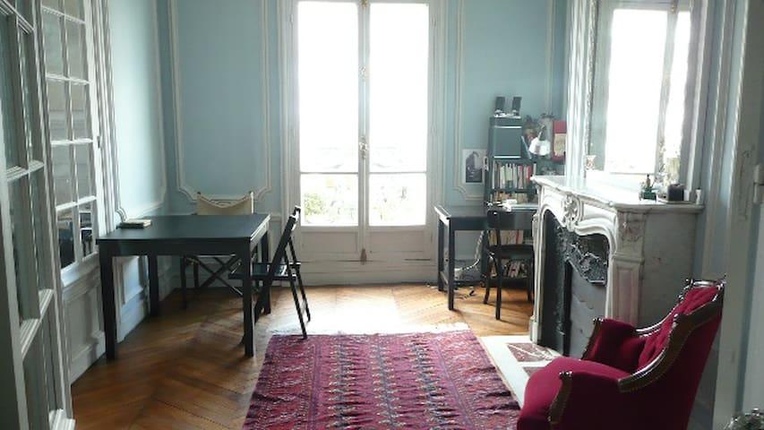 Charme de l'ancien - Montparnasse